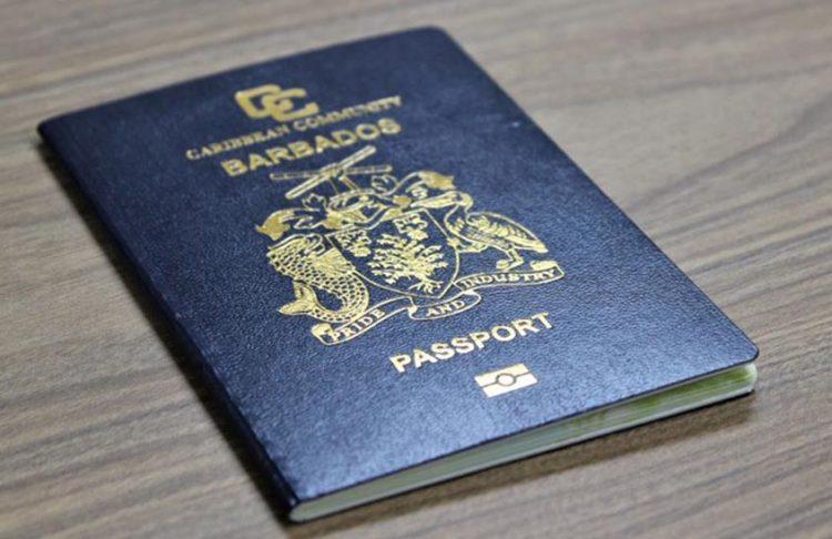 Change to Barbados passport