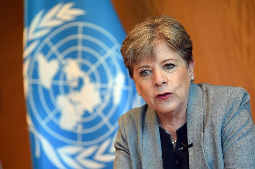 ECLAC chief welcomes IMF drawing rights proposal
