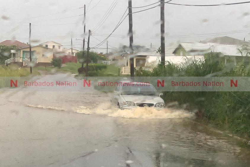 Rain eases drought concerns across the Caribbean
