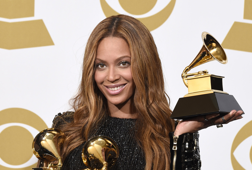 Beyonce leads Grammy nominations