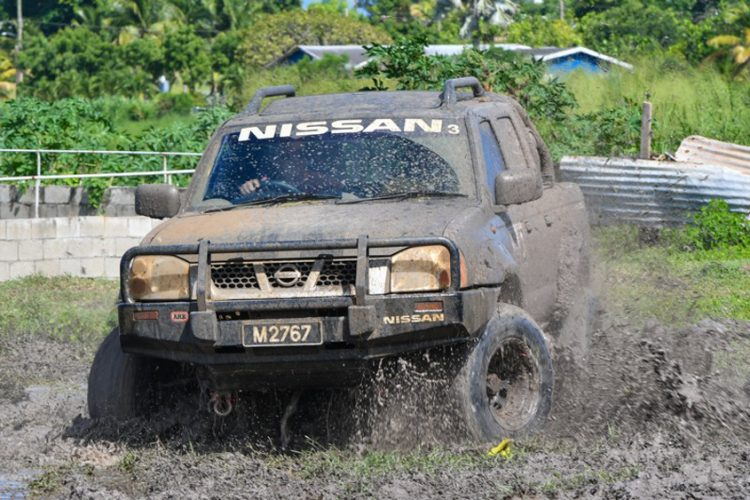 All to drive for in final MudDogs event