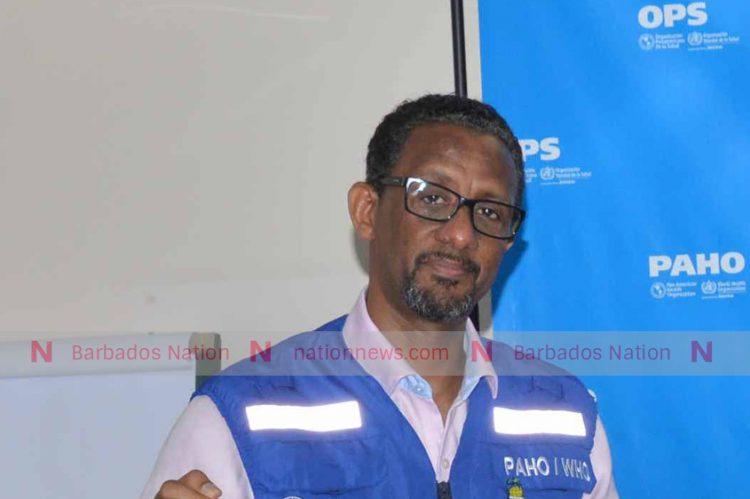 PAHO steps up dengue fight