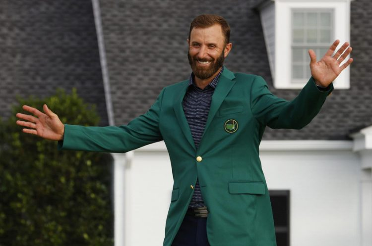Johnson Showed Augusta Respect and Was Rewarded With the Green Jacket