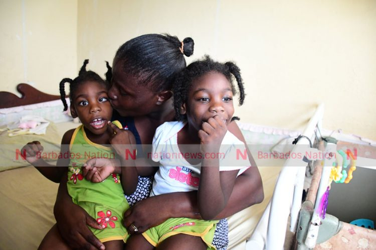 Young twin girls need help