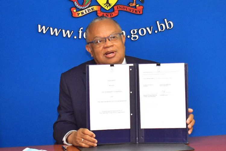 Government signs CPSO agreement