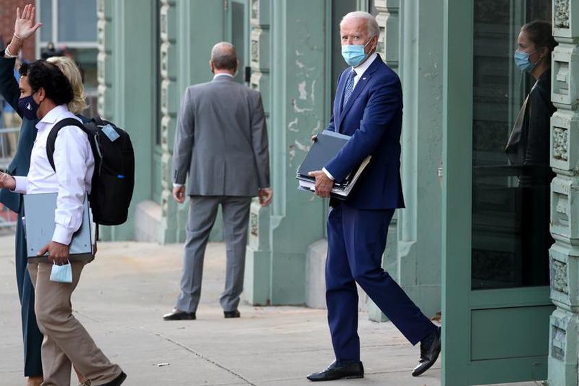 Biden considering legal action against GSA