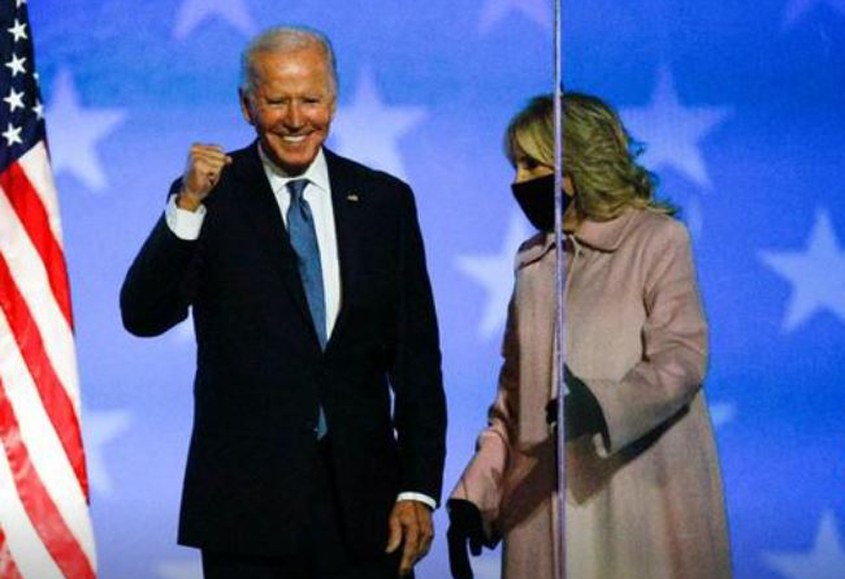 Biden wins key states, Trump looking at law suits