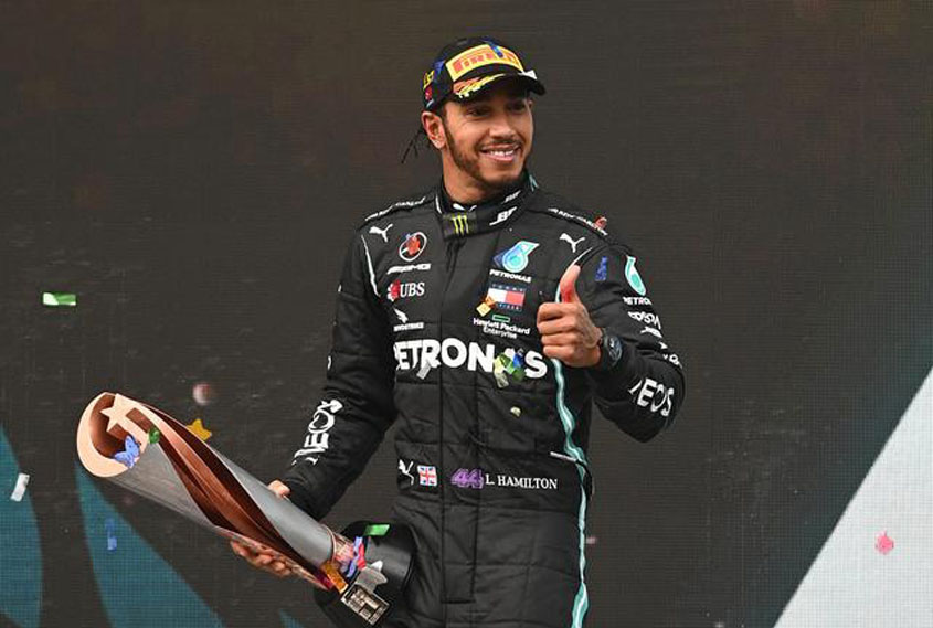 Still time for Hamilton to sign new contract
