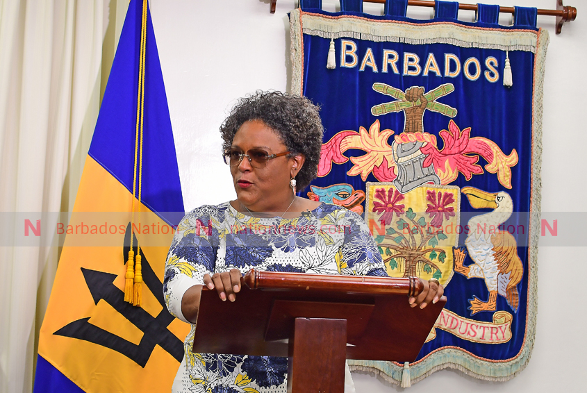 Mottley congratulates Gonsalves on election victory