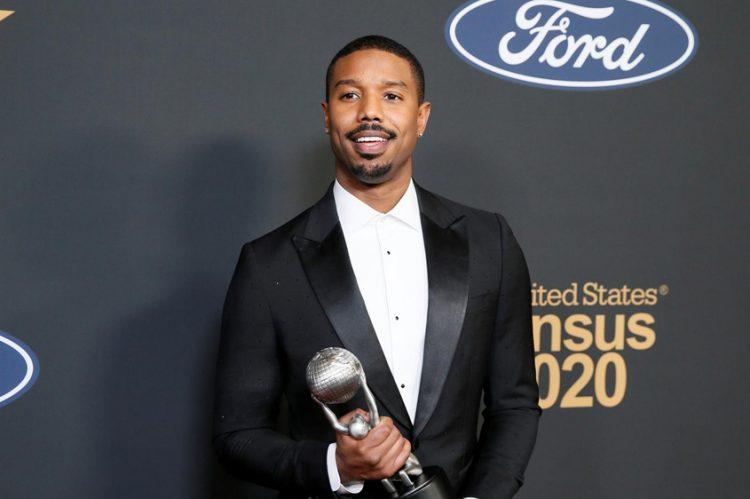 Michael B. Jordan named sexiest man alive