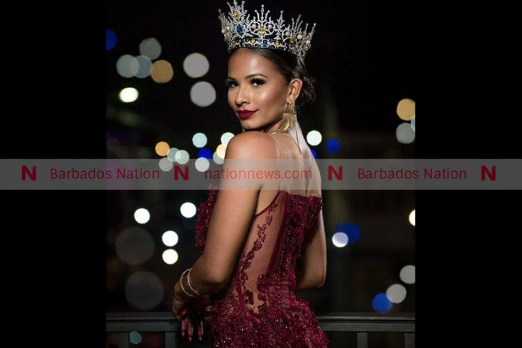 Williams named Miss Universe Barbados 2020
