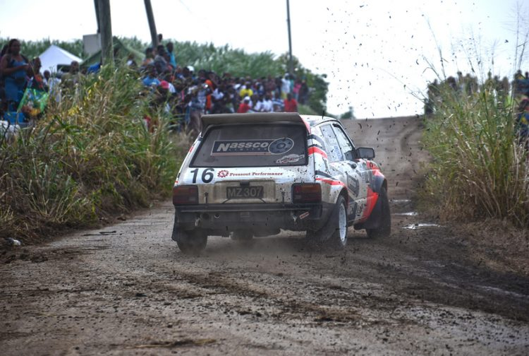 Stage set for keen Winter Rally