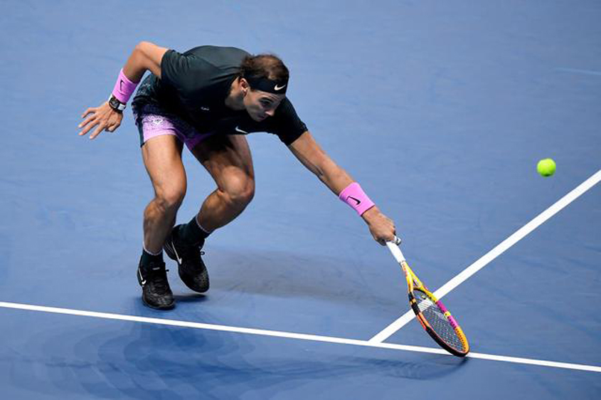 Nadal in race to be fit for US Open