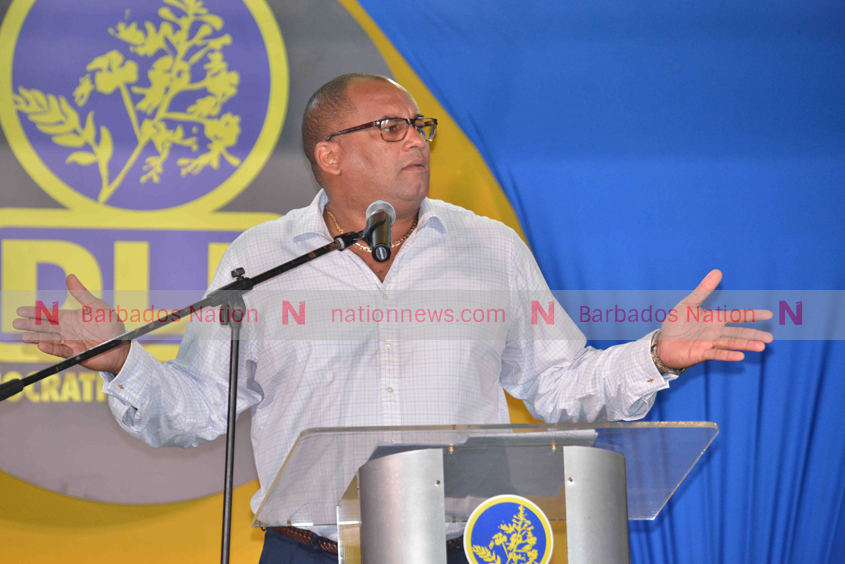 BLP has no plan for tourism, says Sealy