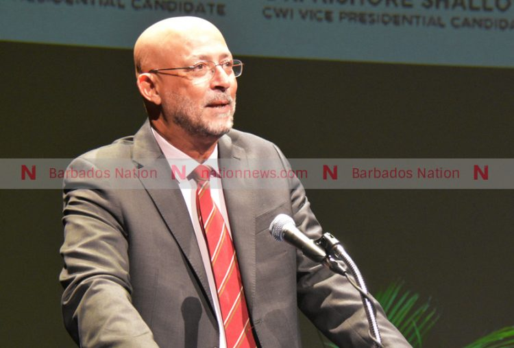Skerritt outlines 16 outcomes