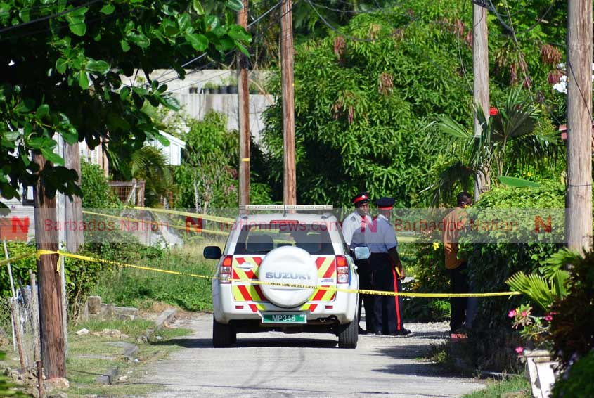Man shot and killed in Porters Road