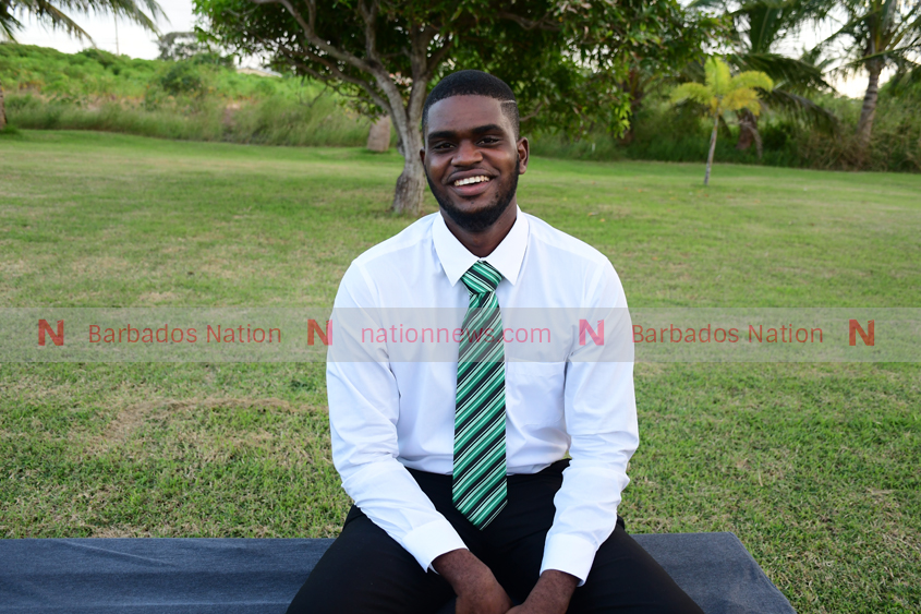 Barbadian is Rhodes Scholar