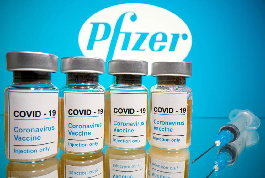Pfizer COVID-19 vaccine approved in UK