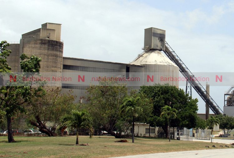 UPDATE: Two injured at Arawak Cement Plant