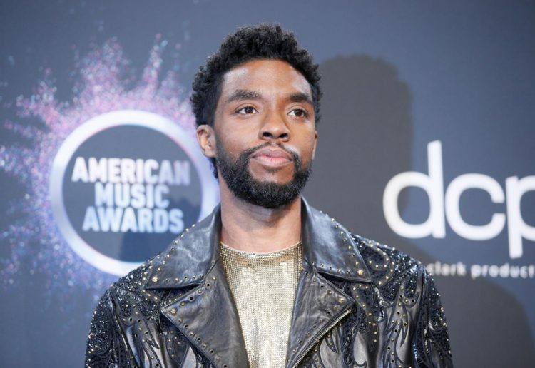 Boseman searched for truth, says wife