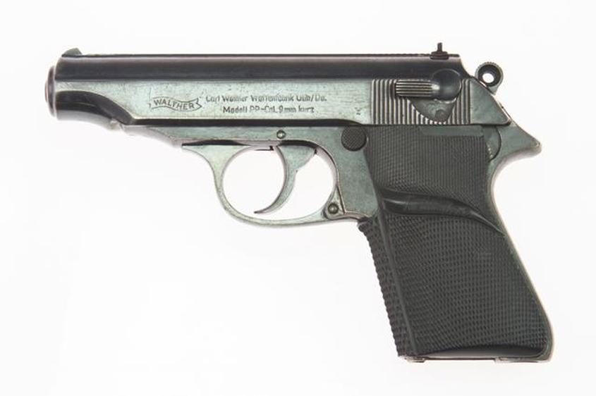 James Bond handgun fetches tidy sum at auction