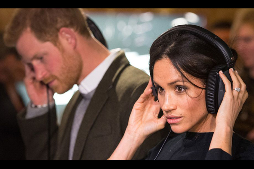 Harry and Meghan: Love wins