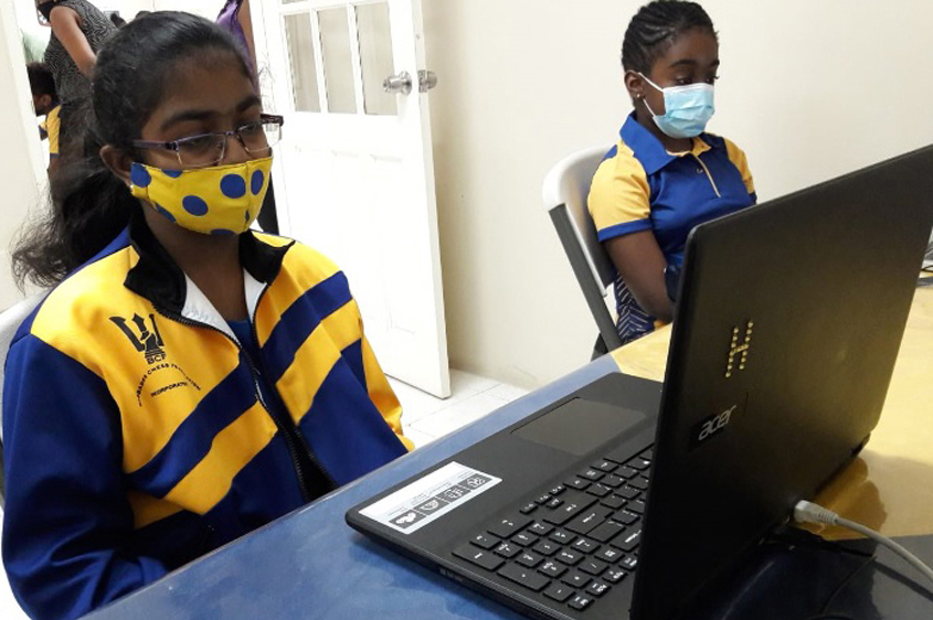 Bajans victorious at Online Youth Rapid Chess Championships