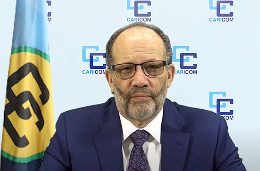 Busy week as Caricom works to fight pandemic