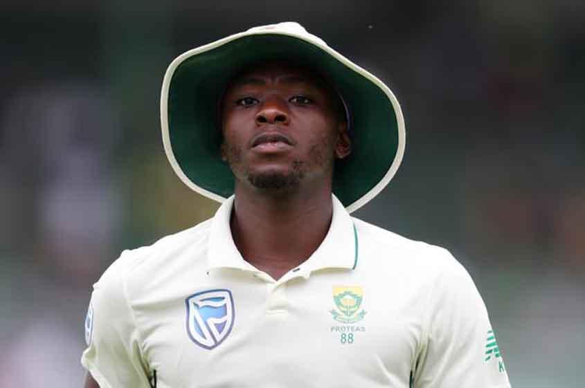 Rabada out of England ODI series