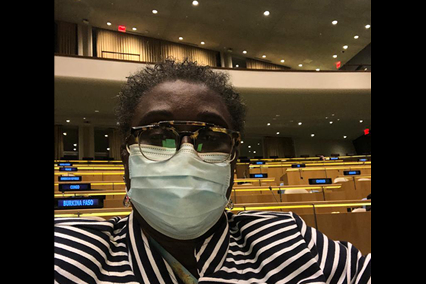Caricom's questions at UNGA Special Session on COVID-19
