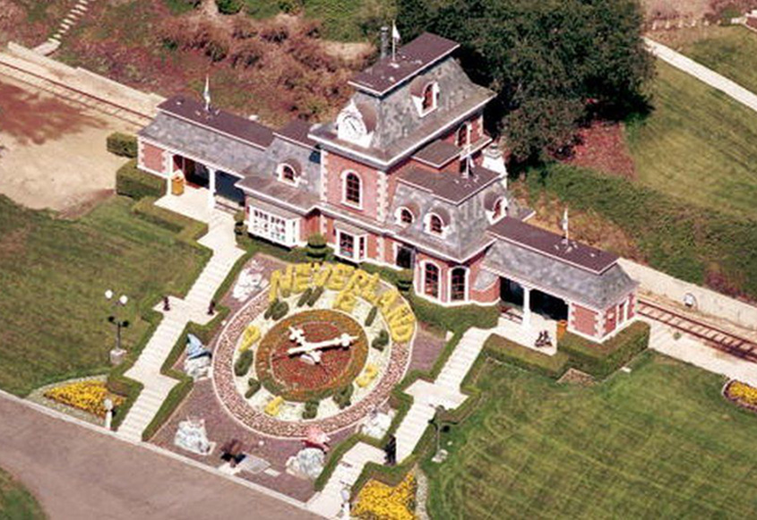 Neverland sold for US$22m