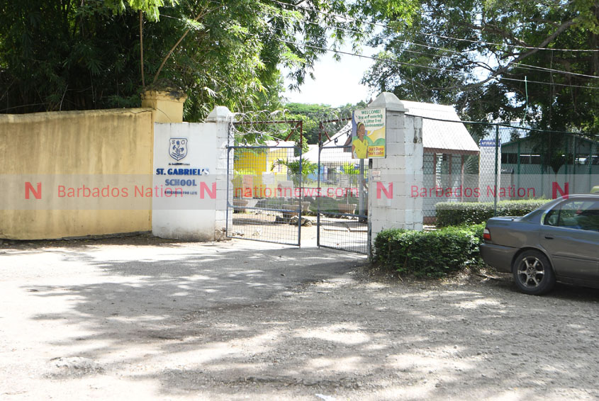 Unrest at St Gabriel's School