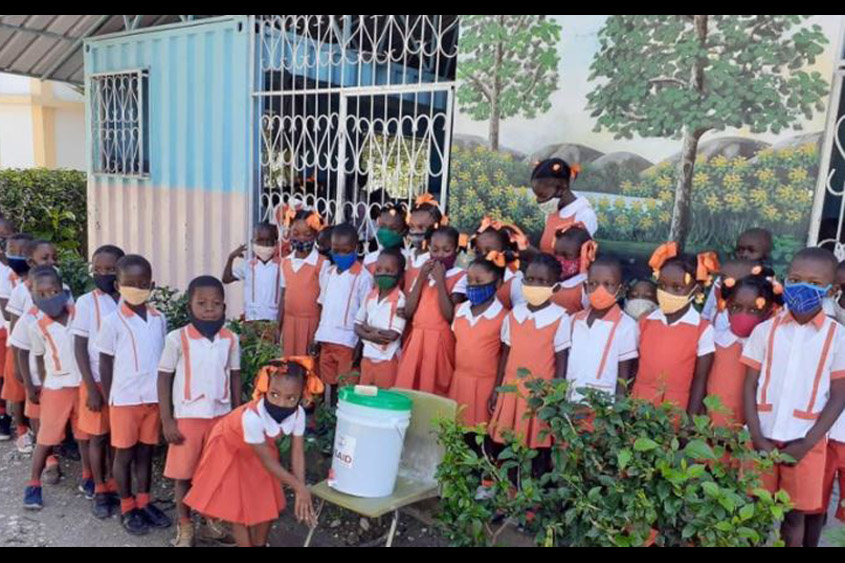 USAID to assist students in Haiti