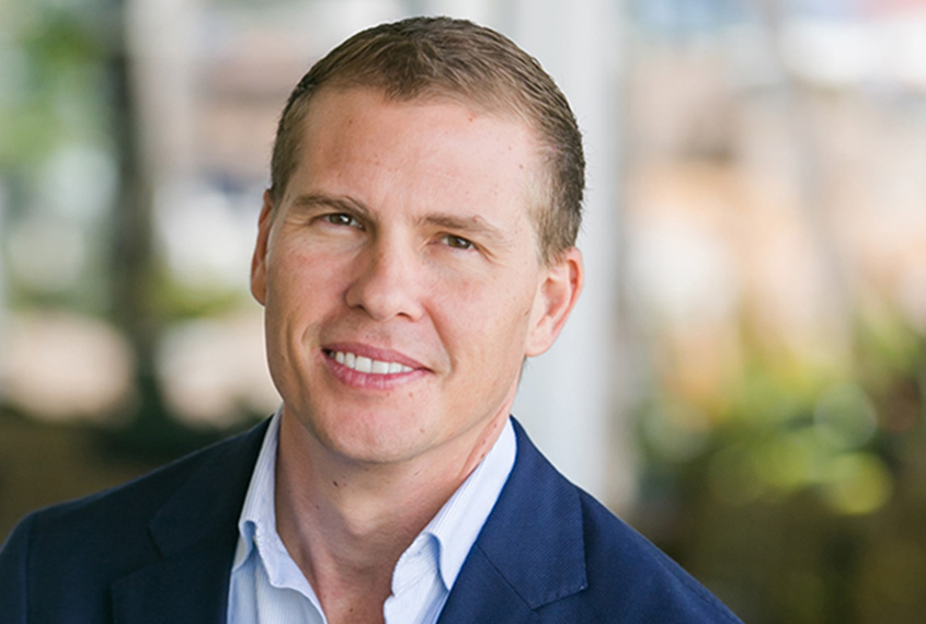Adam Stewart named executive chairman of Sandals Resorts International