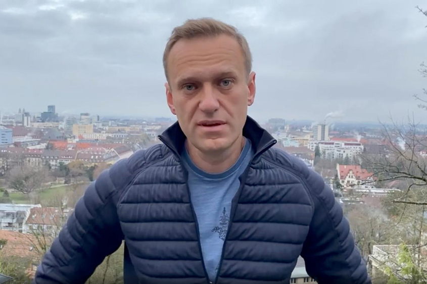 """Navalny could die """"within the next few days"""""""