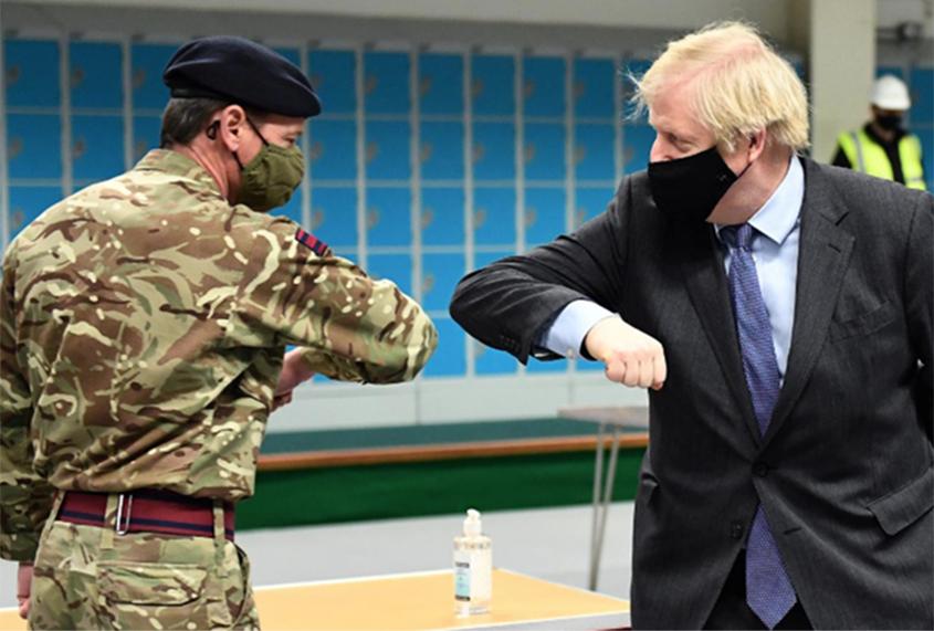 Johnson: Stop endless talk of referendum