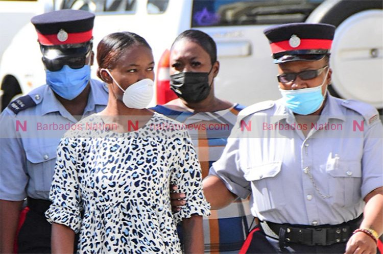 Four kept on wounding charges