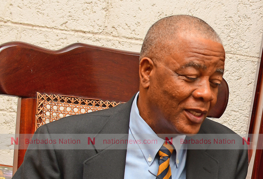 Franklyn calls for purge of GIS managers