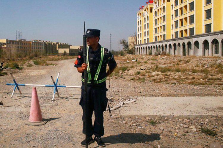 US calls China's repression of Uighurs genocide