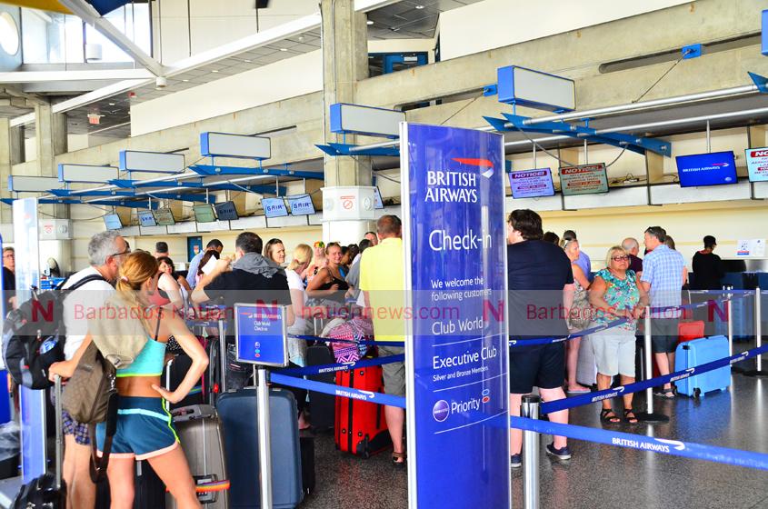 Mandatory negative COVID test to enter Britain
