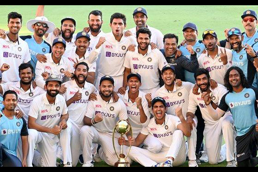 'Greatest win ever' for India at The Gabba