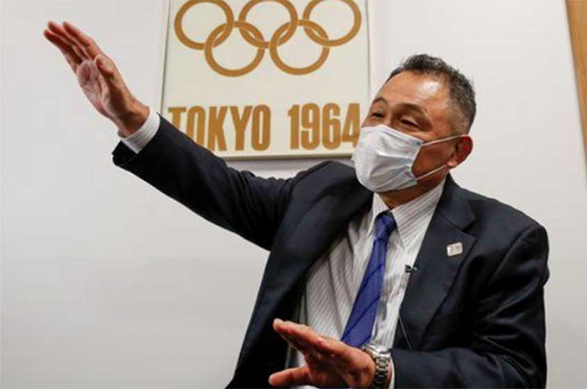 Moving ahead with plans, says Japan's Olympics chairman