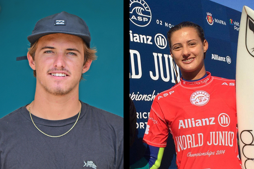 Surfers target first Olympics
