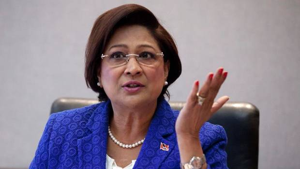 Prevent possible food crisis, says Persad-Bissessar