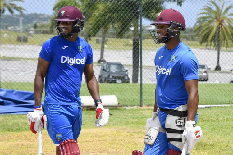 Hope brothers test positive for COVID