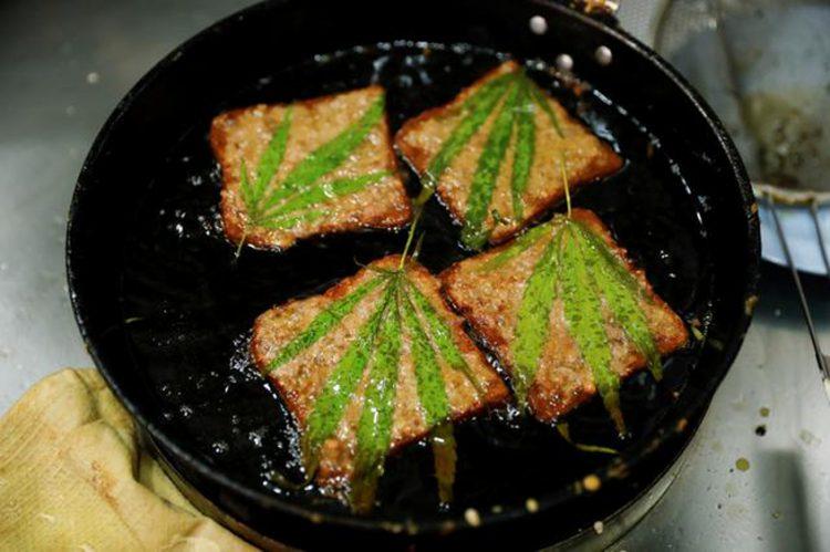 Thailand serves up cannabis cuisine