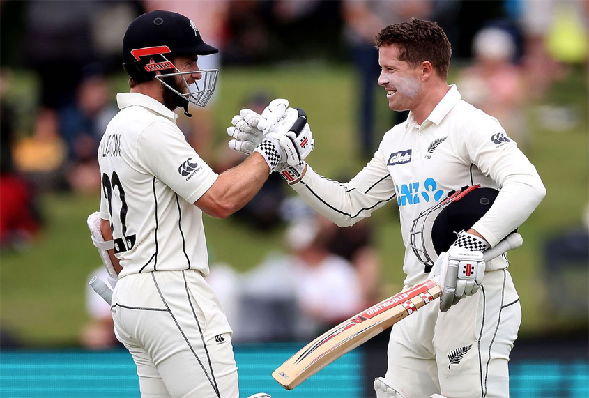 Williamson hits double hundred