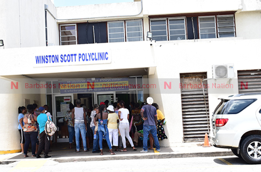 No 24-hour clinic at Winston Scott Polyclinic from midnight