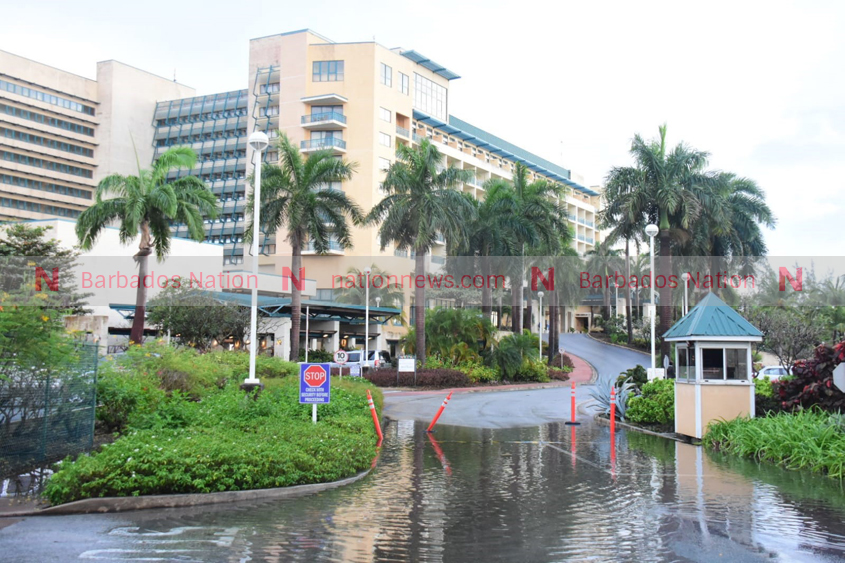Two expelled from Hilton Barbados