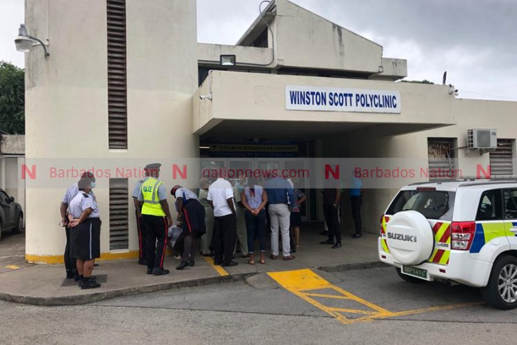 Industrial action at two polyclinics